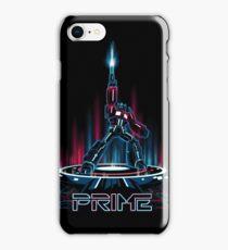 TRON-PRIME iPhone Case/Skin