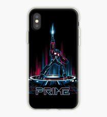 TRON-PRIME iPhone Case