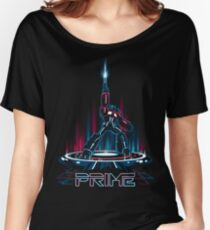 TRON-PRIME Women's Relaxed Fit T-Shirt