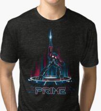 TRON-PRIME Tri-blend T-Shirt