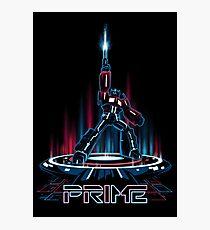 TRON-PRIME Photographic Print