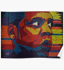 "Jay-Z ""The Tackover"" Poster"