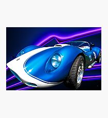 Lister 454 Photographic Print