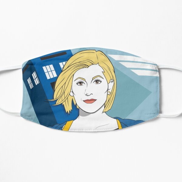 The Doctor in the 80s Mask