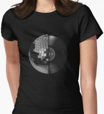Disco Women's Fitted T-Shirt