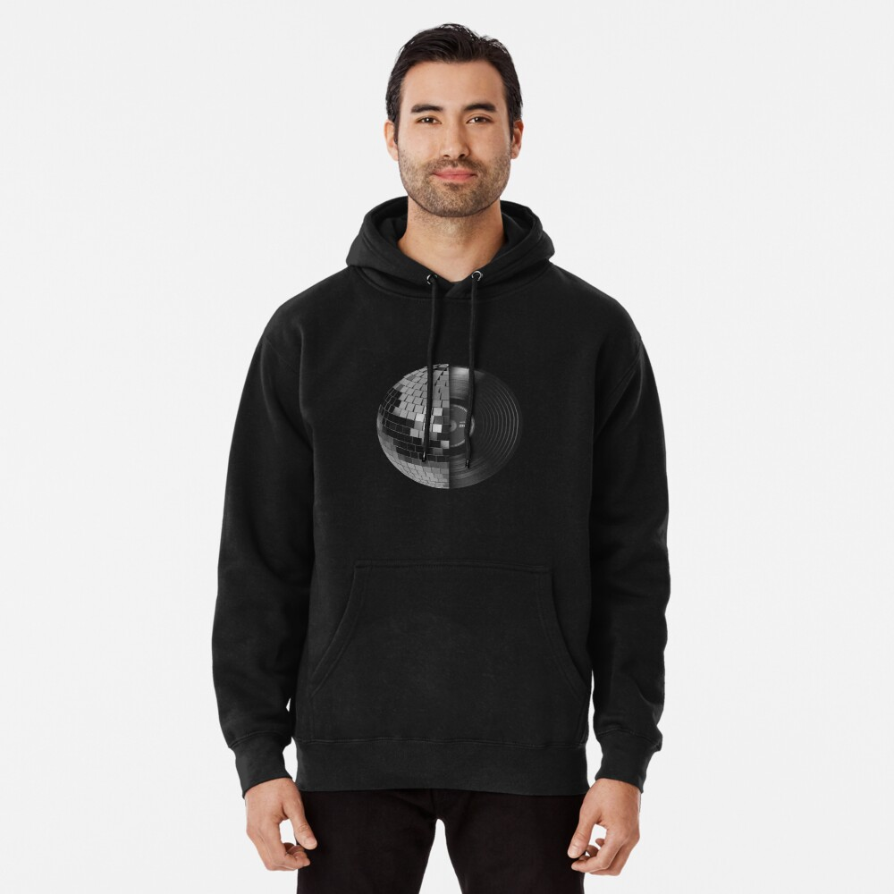 Disco Pullover Hoodie