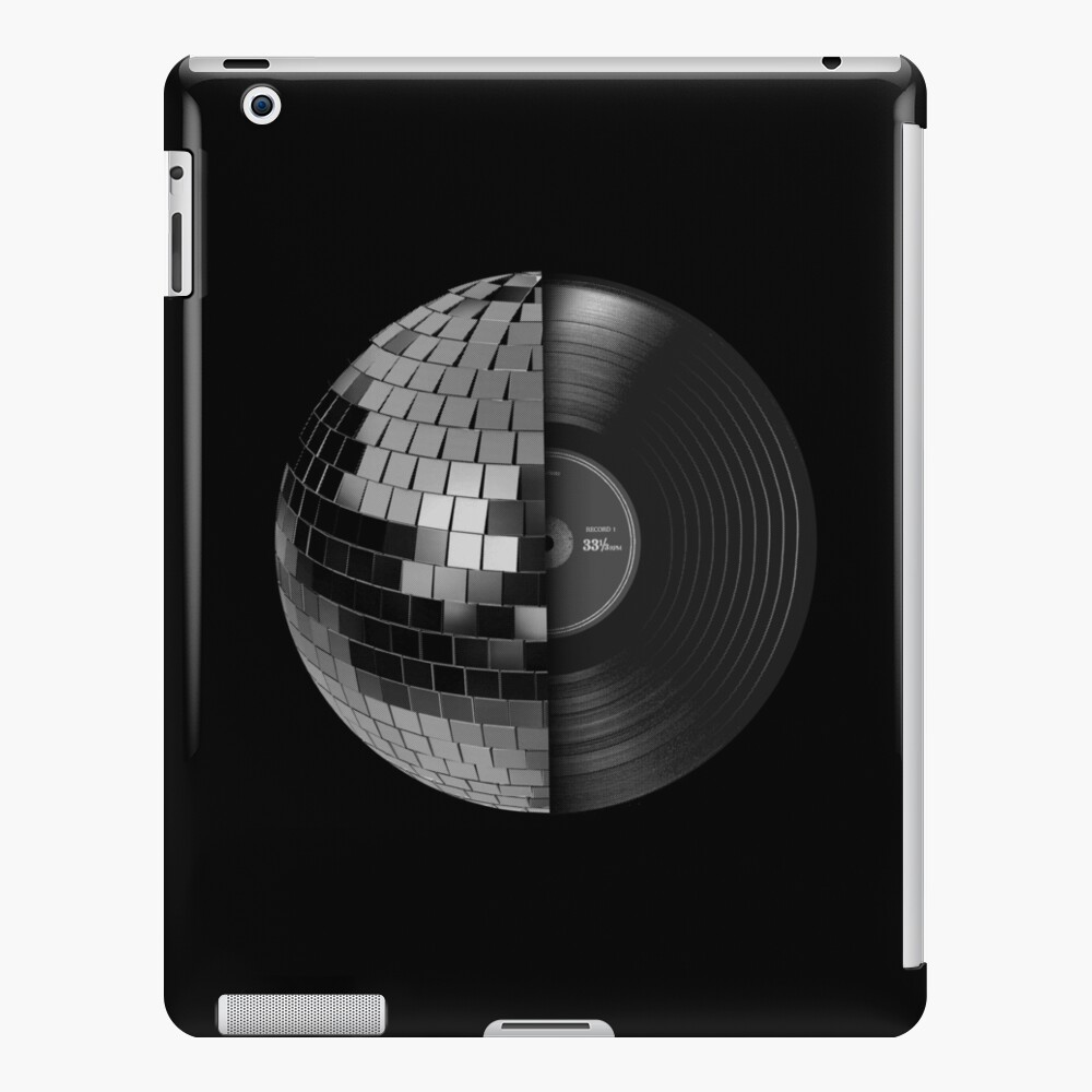 Disco iPad Case & Skin