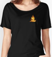 My little Pony - Spitfire Cutie Mark  V2 Women's Relaxed Fit T-Shirt