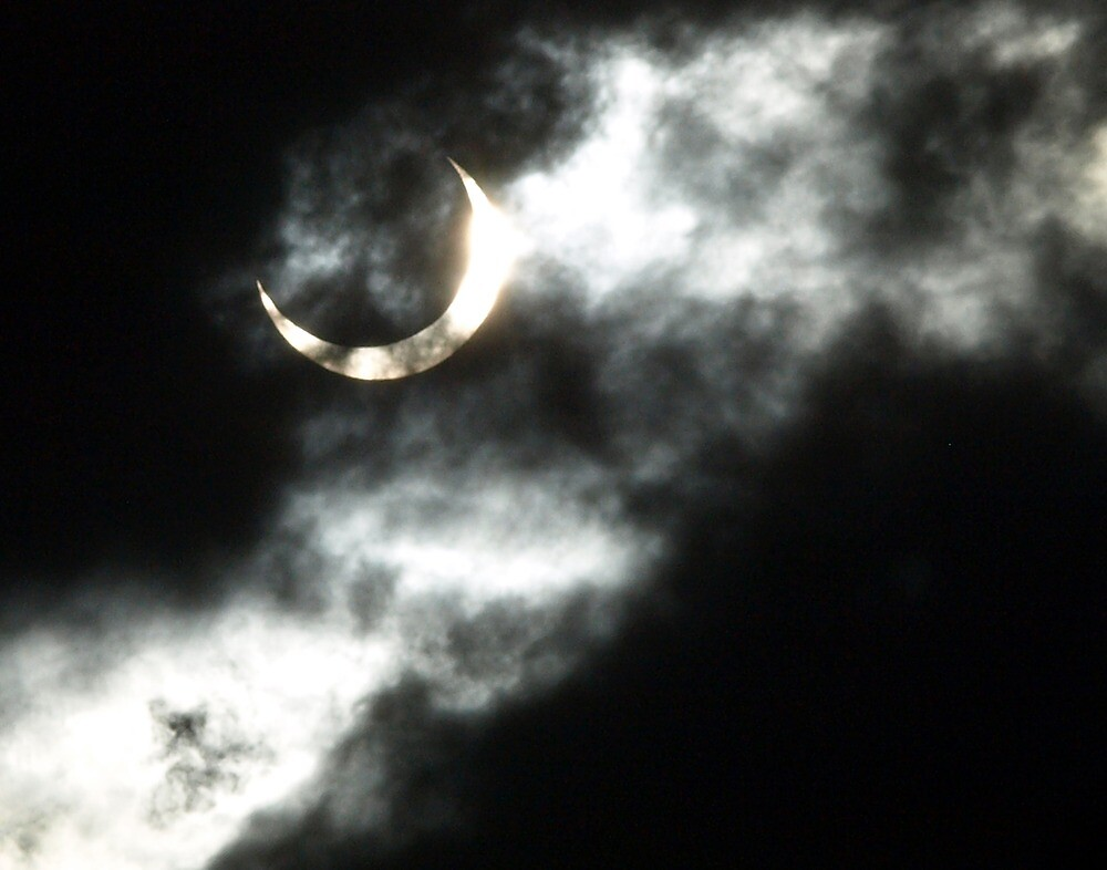 Annular Eclipse 2012 II by Jon  Johnson