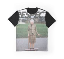 Respect the Skater Graphic T-Shirt