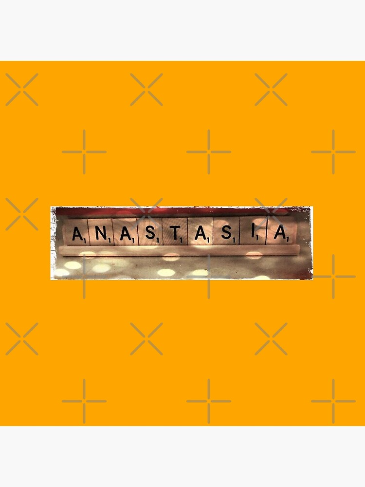 Anastasia pin  by PicsByMi