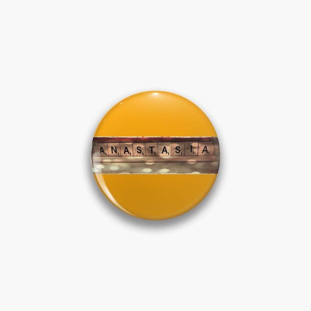 Anastasia pin  Pin