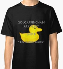 Golgafrimcham B-Ark (Hitchhikers Guide to the Galaxy) Classic T-Shirt