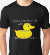 Golgafrimcham B-Ark (Hitchhikers Guide to the Galaxy) T-Shirt