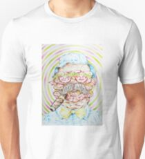 If Bill Murray was a Triple Bacon Cheeseburger Unisex T-Shirt