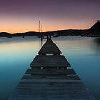 Towlers Jetty. by Brad McEvoy