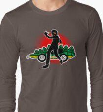 Go, Franky, Go! Long Sleeve T-Shirt