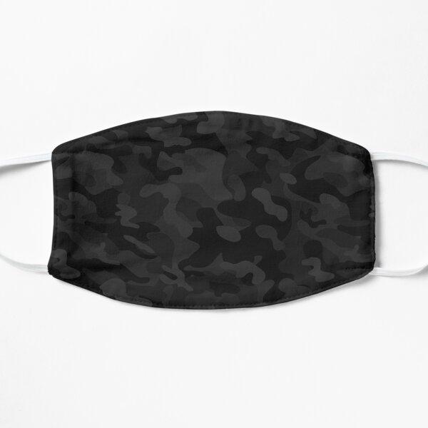 Black Camo Mask