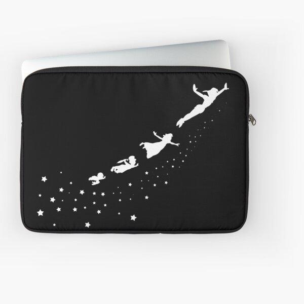 Peter Pan Flying Laptop Sleeve