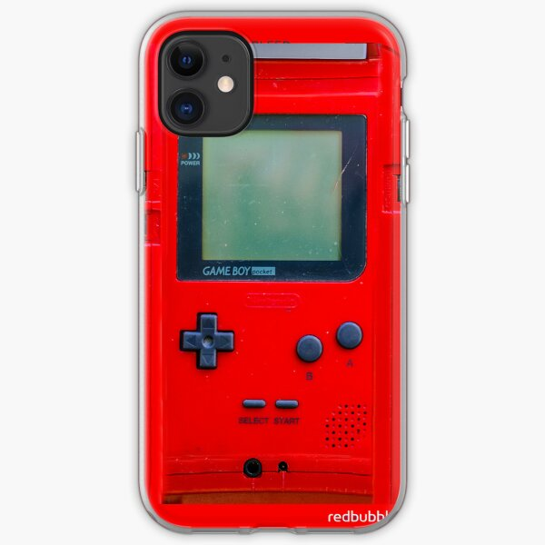 Gameboy iphone Case iPhone Soft Case