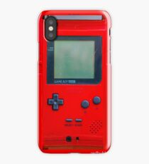 Gameboy iphone Case iPhone Case