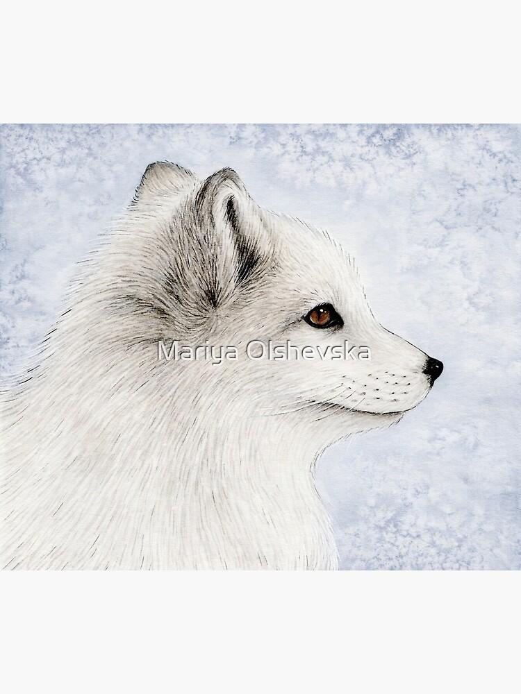 Polar Fox Profile by OzureFlame
