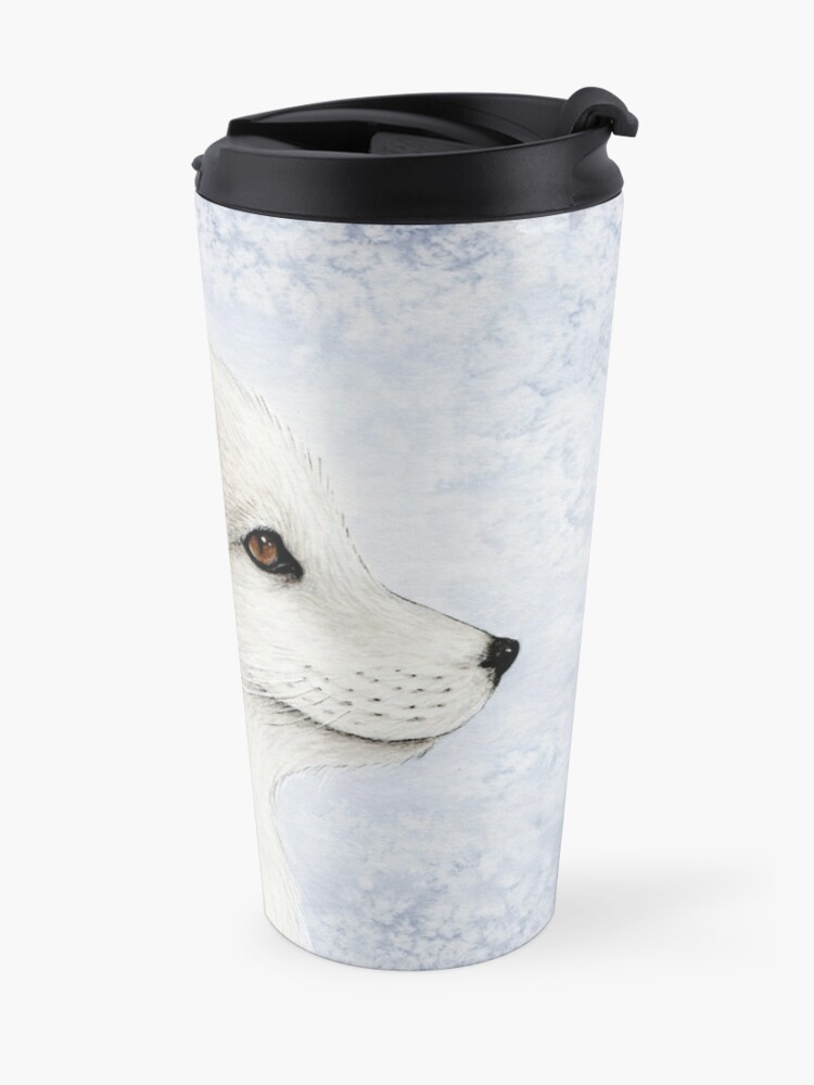 Alternate view of Polar Fox Profile Travel Mug