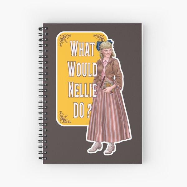Que ferait Nellie 1 ? Cahier à spirale