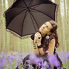Blue Bells and the Beauty by Ulla Jensen
