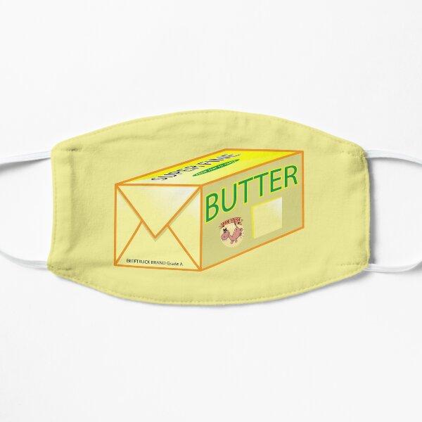 Butter Flat Mask
