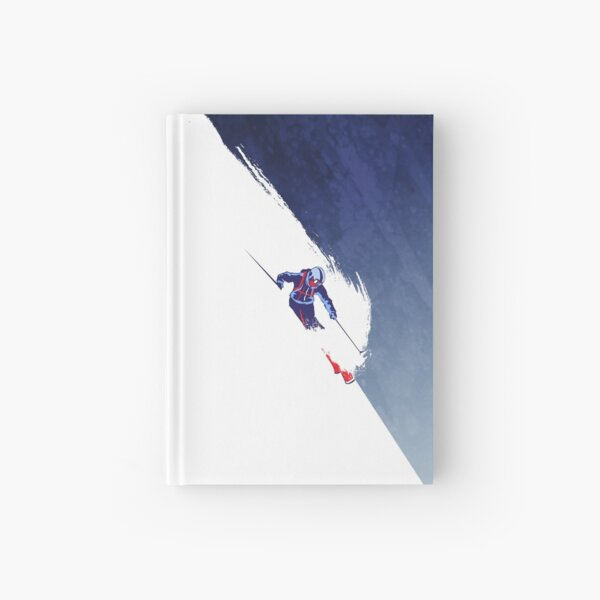 Powder to the People Hardcover Journal