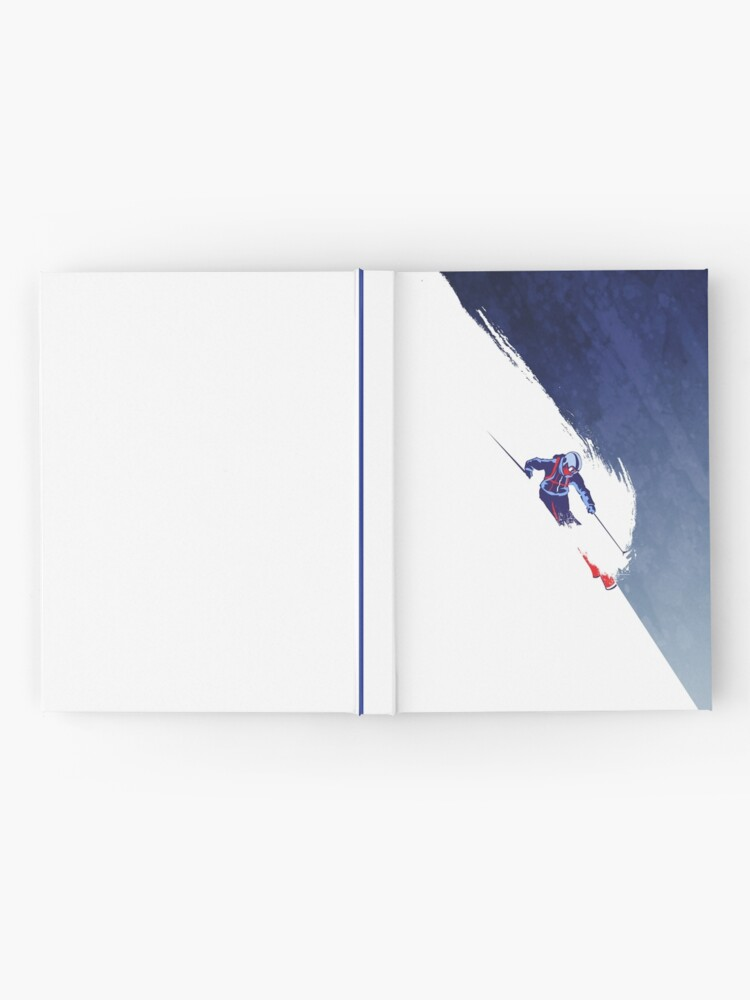 Alternate view of Powder to the People Hardcover Journal