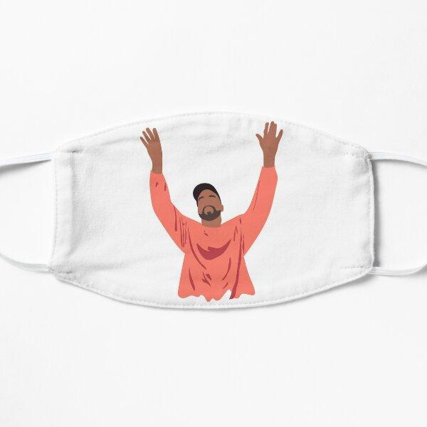kanye the life of pablo Flat Mask