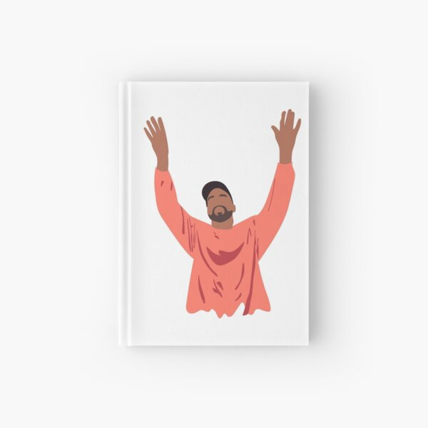 kanye the life of pablo Hardcover Journal