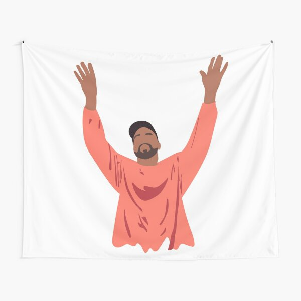 kanye the life of pablo Tapestry
