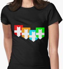 Elemental Knights Women's Fitted T-Shirt