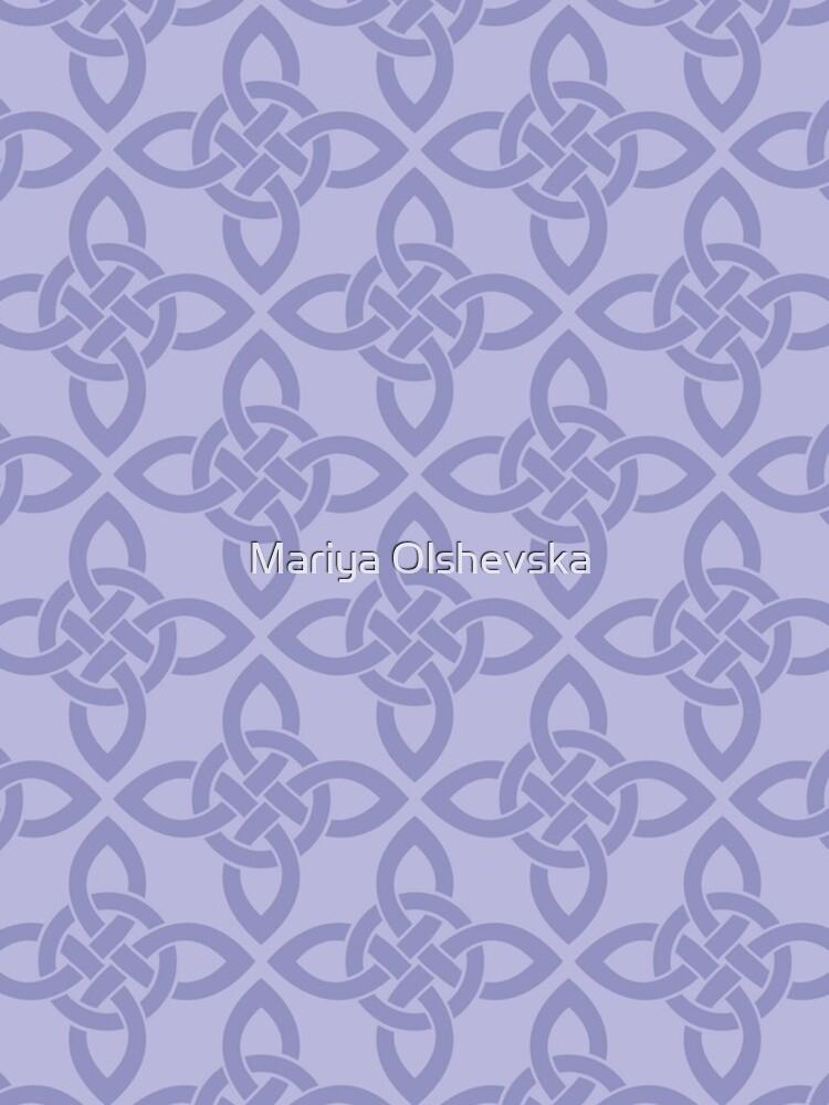 Northern Knot Pattern by OzureFlame