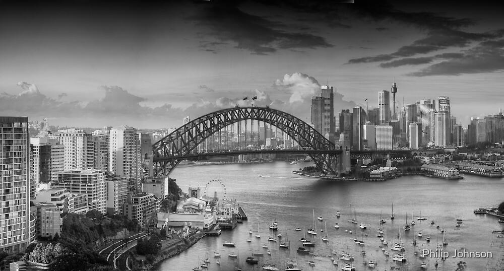 Quot It S All Black And White Sydney Harbour Sydney