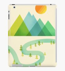 Bend in the River iPad Case/Skin