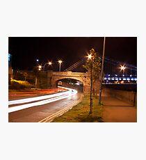Speed Photographic Print