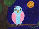 Hoola Hoo by Kayleigh Walmsley