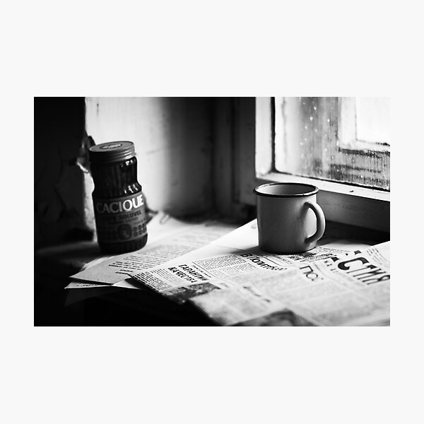 Bleak... Photographic Print