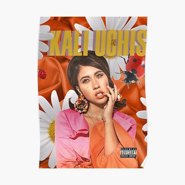 Kali Uchis Digital Collage. Poster