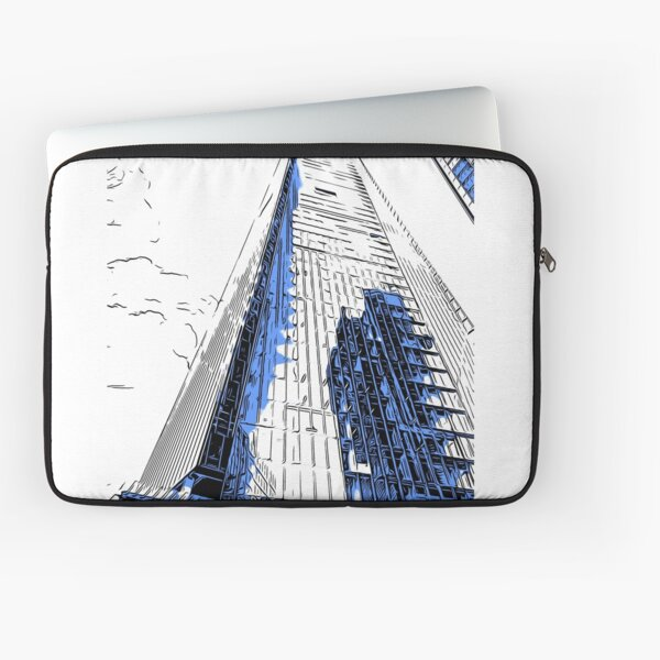The Shard Building in London  Laptop Sleeve