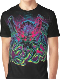 COSMIC HORROR CTHULHU Graphic T-Shirt