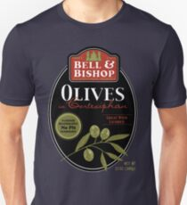 Olives in Cortexiphan Unisex T-Shirt