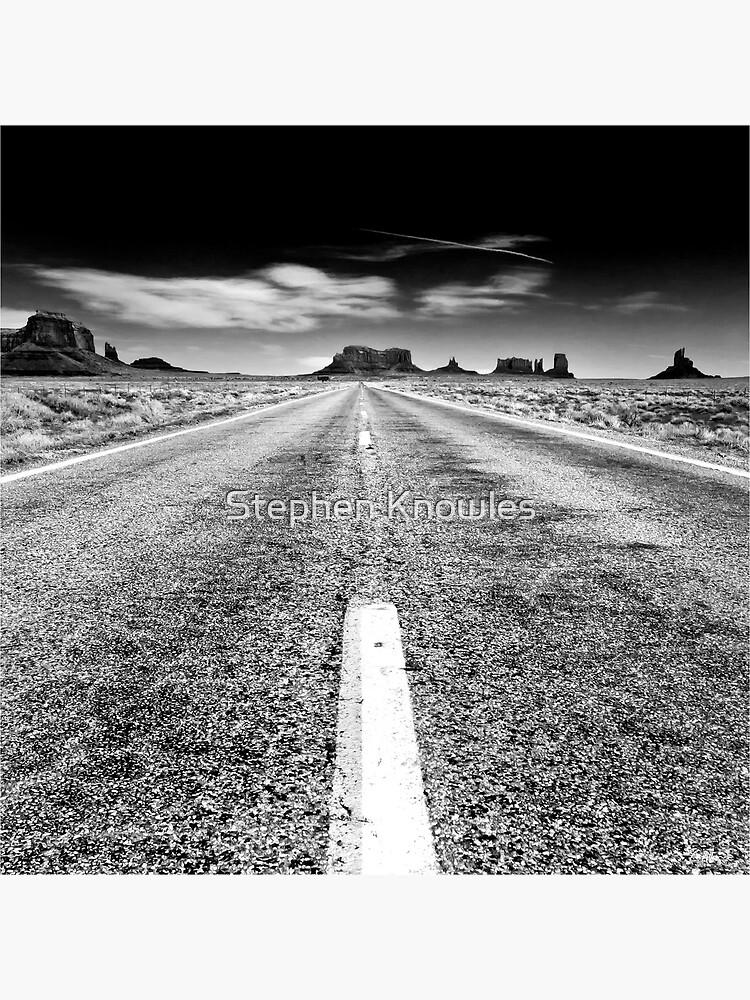 Open Roads by stephenknowles