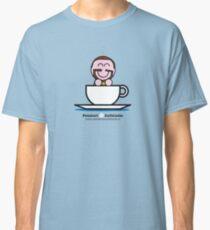 "Pensieri & Caffelatte ""Plus"" Classic T-Shirt"