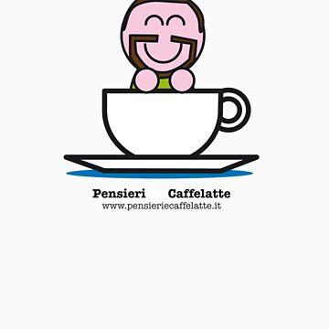 "Pensieri & Caffelatte ""Plus"" by style1"
