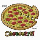 Maze Shirts: Cheeezy! by melaiken